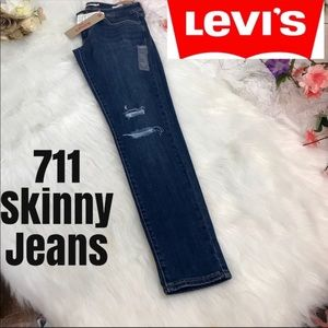 Levi's Jeans - 🔴sold🔴NWT/ Levi's 711 skinny jeans